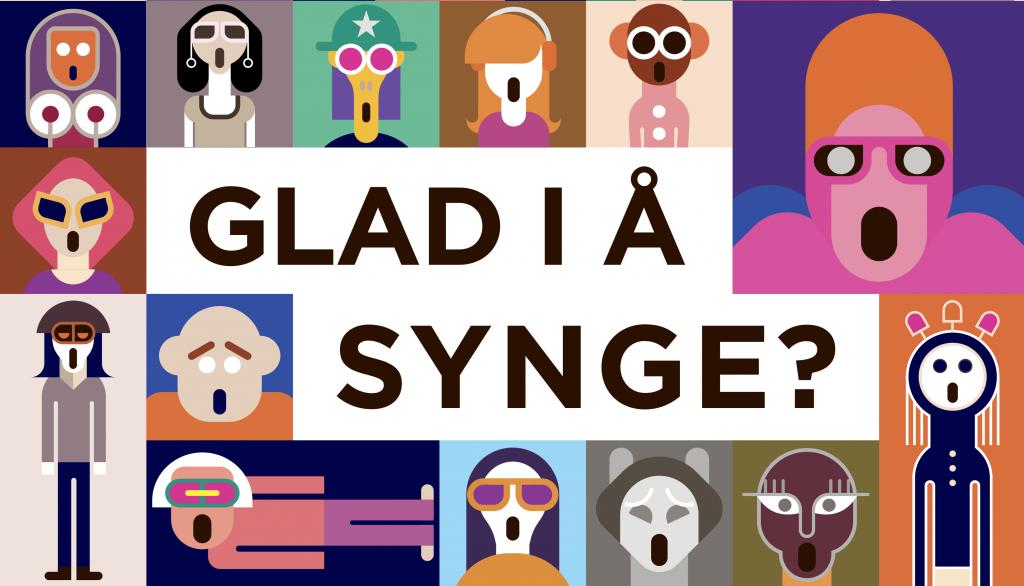Glad i å synge?